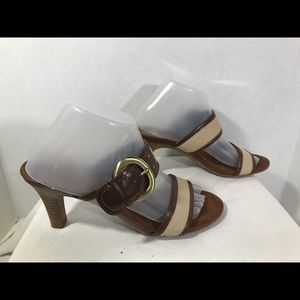 "Aerosoles Wmn's 8M Brown  3"" Heels #A65"
